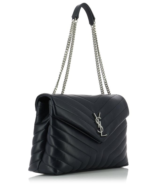 Loulou Medium shoulder bag with Y-quilting SAINT LAURENT PARIS