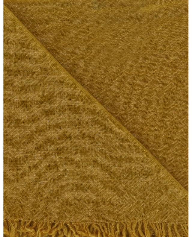 Woven cashmere and silk scarf FABIANA FILIPPI