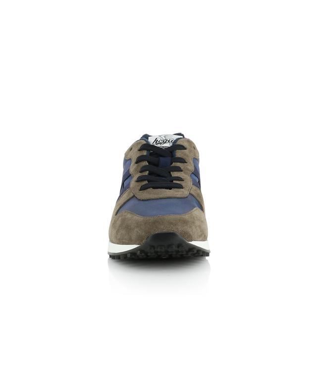 Materialmix-Sneakers H383 Retro-Running HOGAN