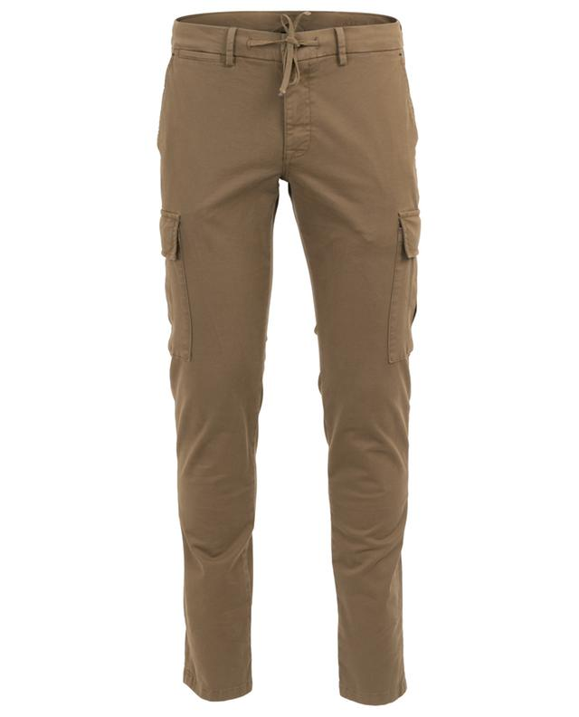 Extra-Slim-Chinohose im Cargo-Look 7 FOR ALL MANKIND