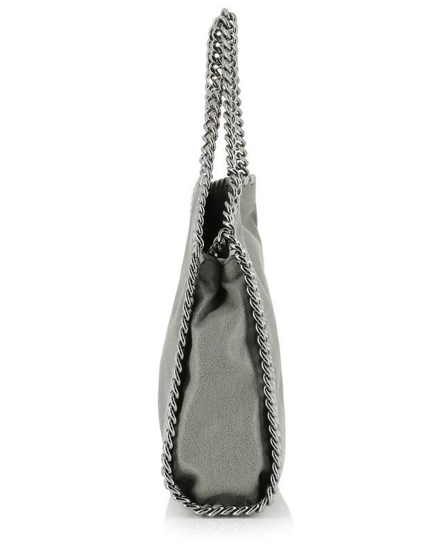 Falabella Mini faux suede tote bag STELLA MCCARTNEY