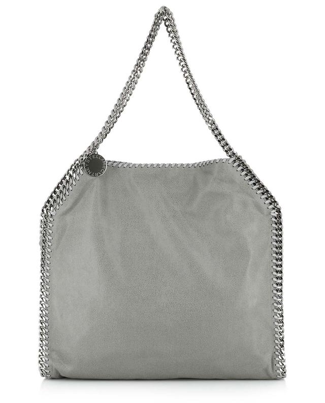 Sac cabas en daim synthétique Falabella Shaggy Deer Small STELLA MCCARTNEY