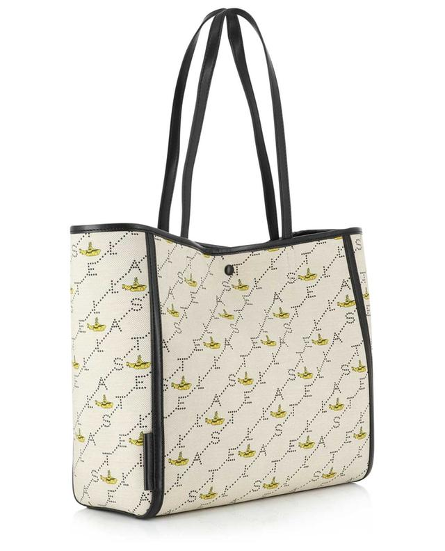 Sac cabas en toile All Together Now Monogram Small STELLA MCCARTNEY