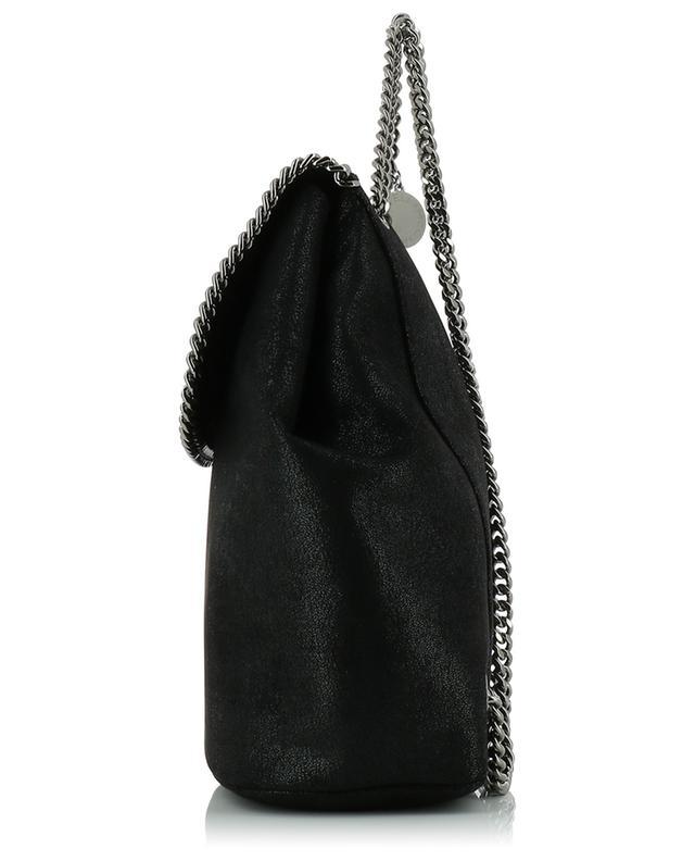 Falabella Shaggy Deer Medium faux suede backpack STELLA MCCARTNEY