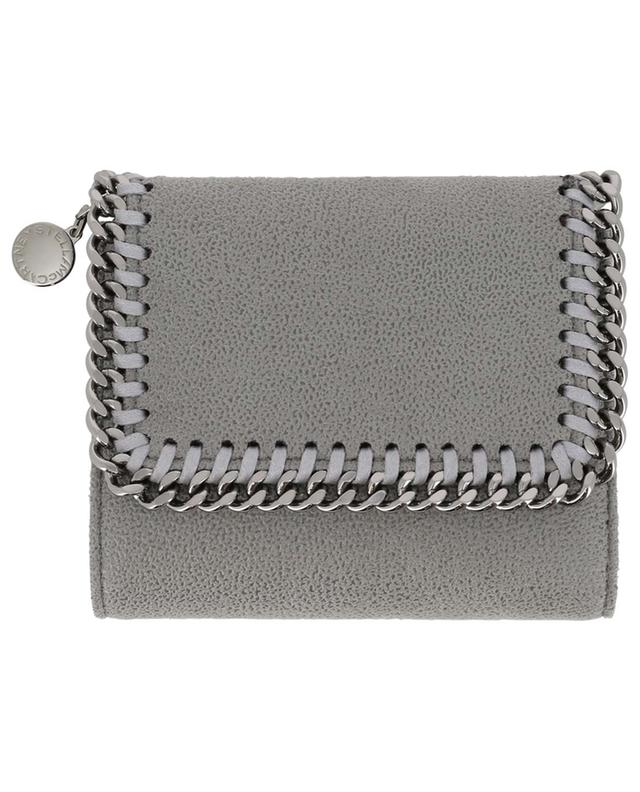 Falabella Shaggy Deer small wallet with flap STELLA MCCARTNEY