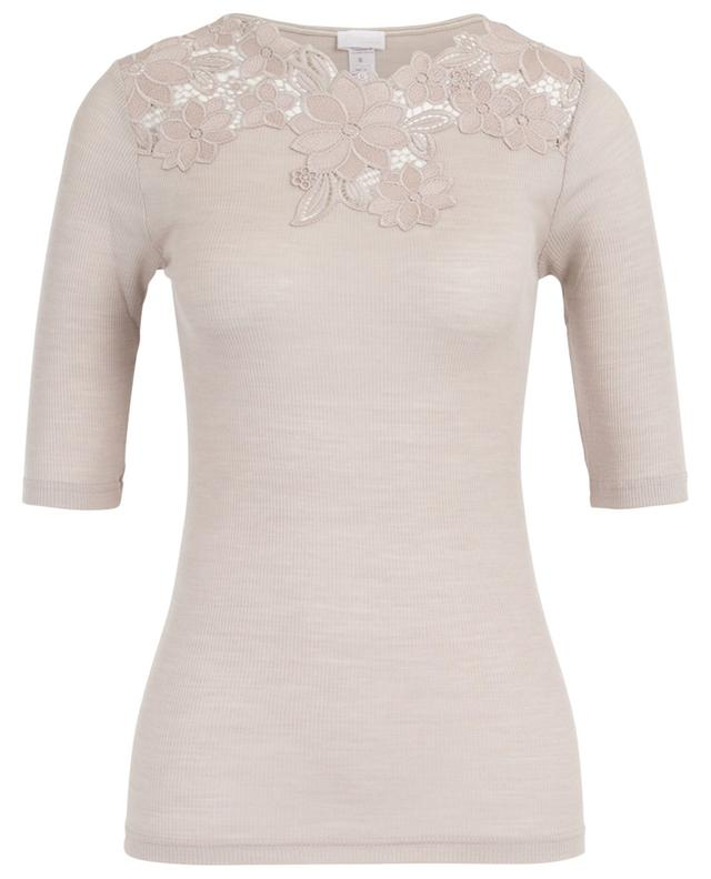 370 Moments Of Opulence wool and silk top ZIMMERLI