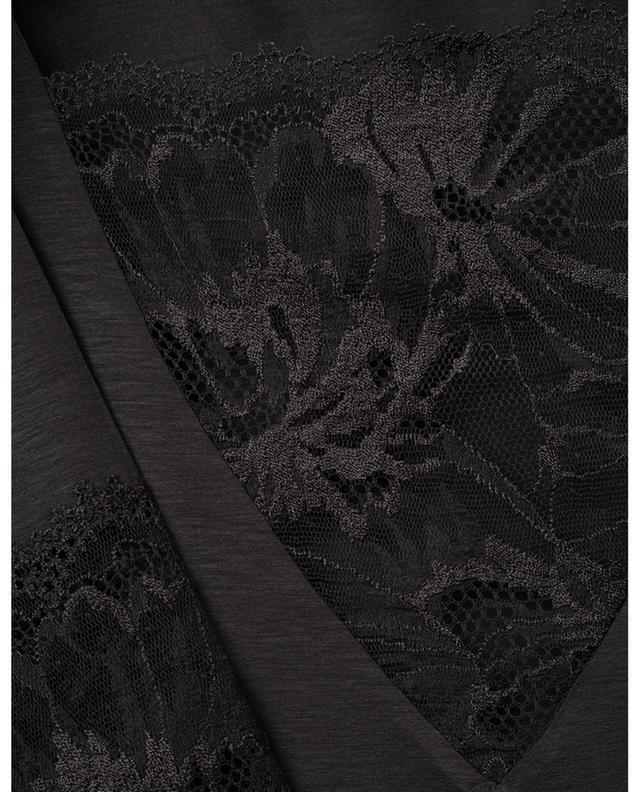 Chemise de nuit avec dentelle ZIMMERLI