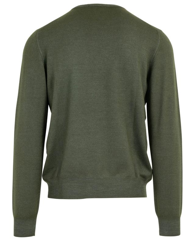 Pull col rond en laine vierge GRAN SASSO