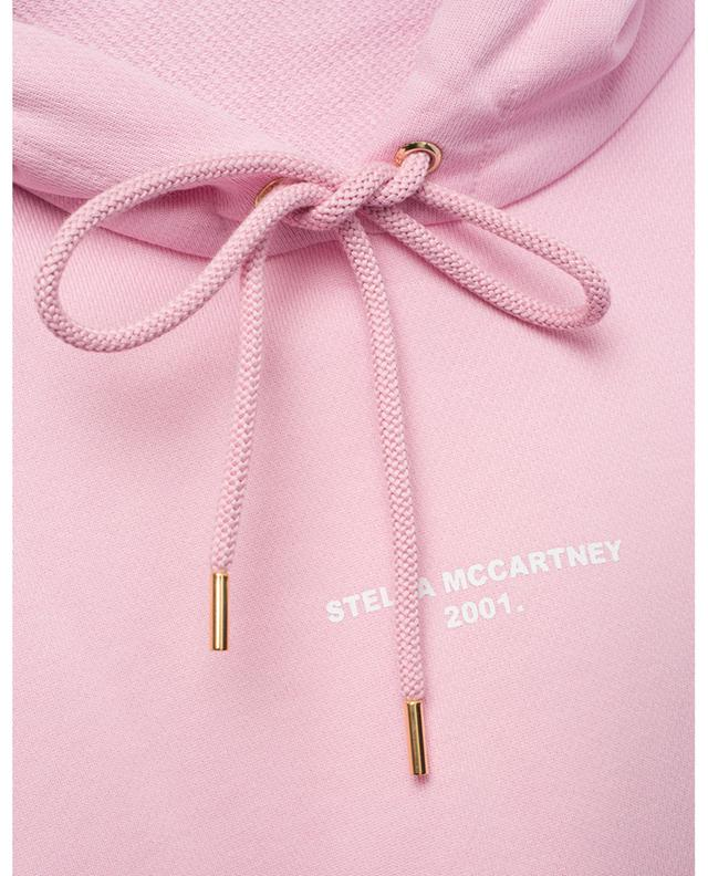 Sweat-shirt en coton bio Stella McCartney 2001. STELLA MCCARTNEY
