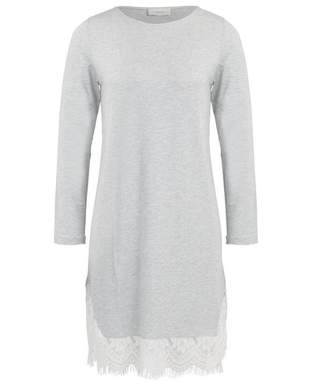 Jacobe lace adorned night shirt PLUTO