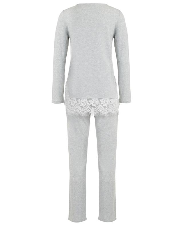 Pyjama en modal orné de dentelle Jaffa PLUTO