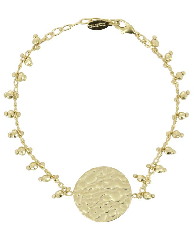 Rhea gold-plated bracelet COLLECTION CONSTANCE