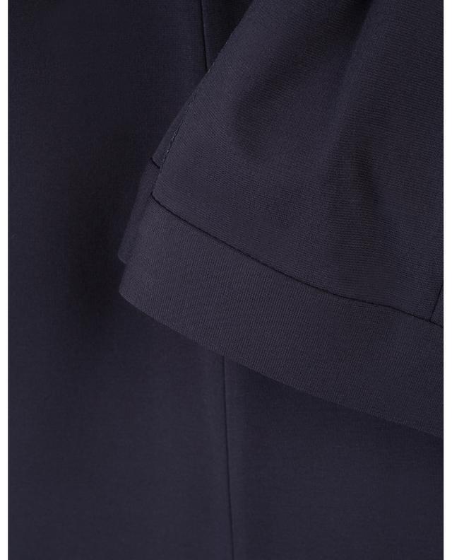 Pantalon évasé en viscose mélangée VICTORIA BY VICTORIA BECKHAM
