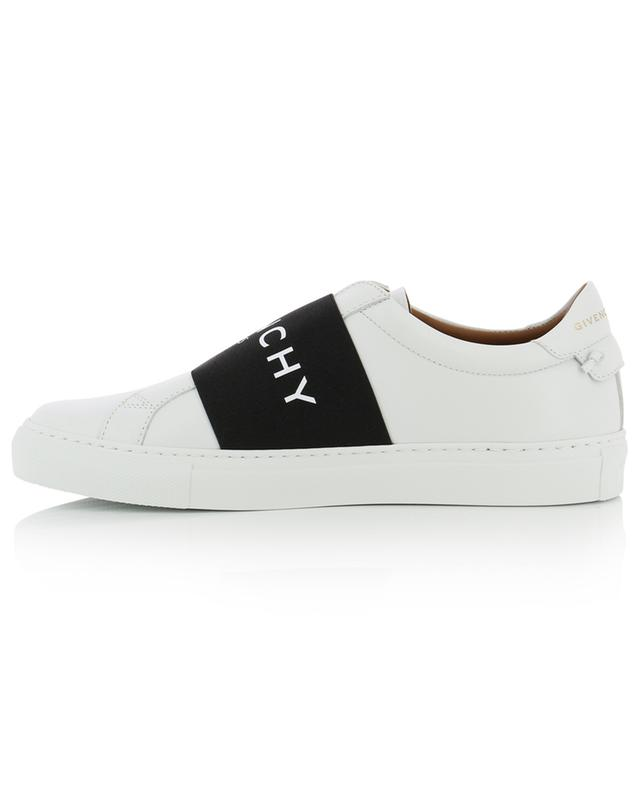 Urban Street slip-on leather sneakers GIVENCHY