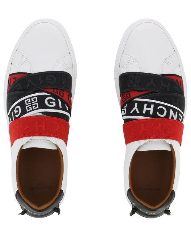 Slip-on-Sneakers mit Logos Webbing GIVENCHY