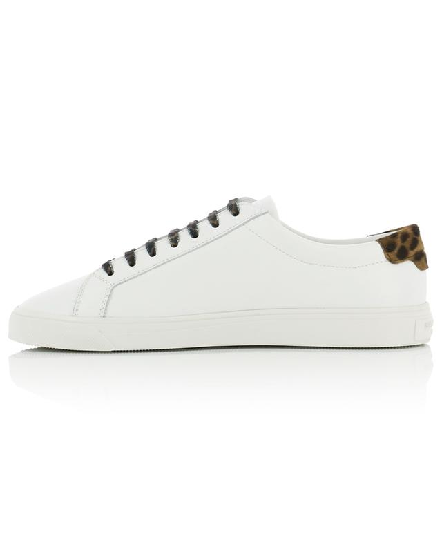 Andy SL low-top sneakers with leopard pony leather SAINT LAURENT PARIS