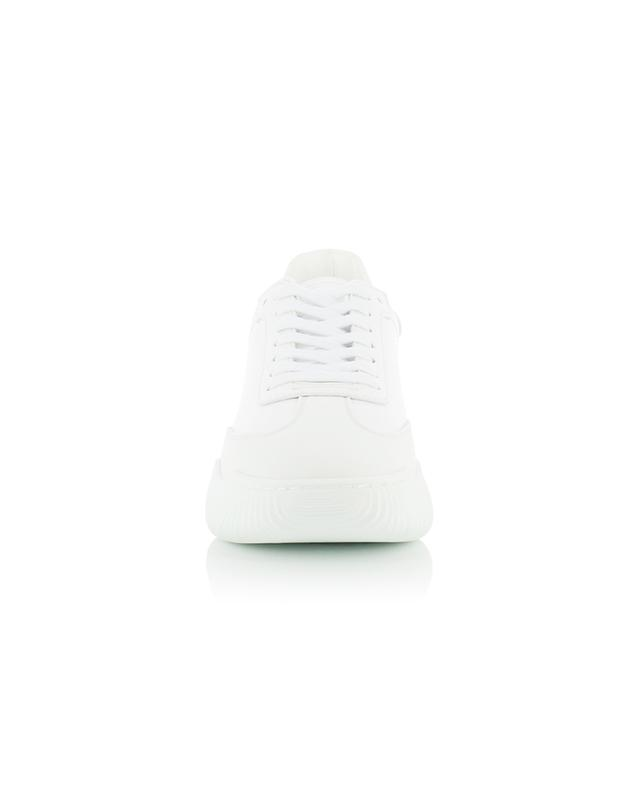 Loog Lace-Up low-top faux leather sneakers STELLA MCCARTNEY