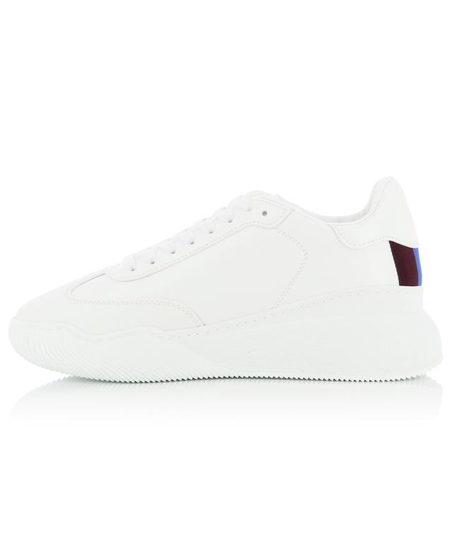 Baskets basses en cuir synthétique Loop Lace-Up STELLA MCCARTNEY
