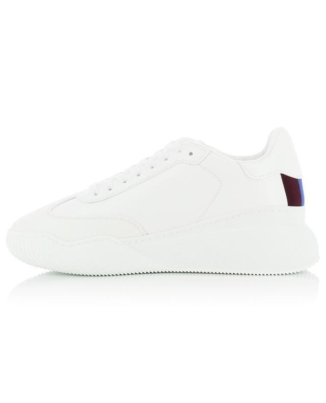 Niedrige Sneakers aus Kunstleder Loop Lace-Up STELLA MCCARTNEY