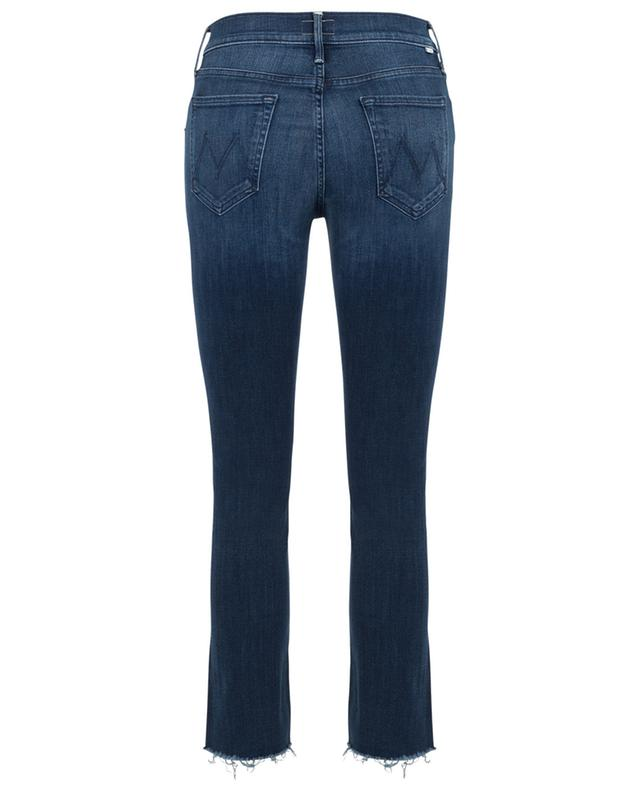 Rascal Ankle Step Fray slim jeans MOTHER