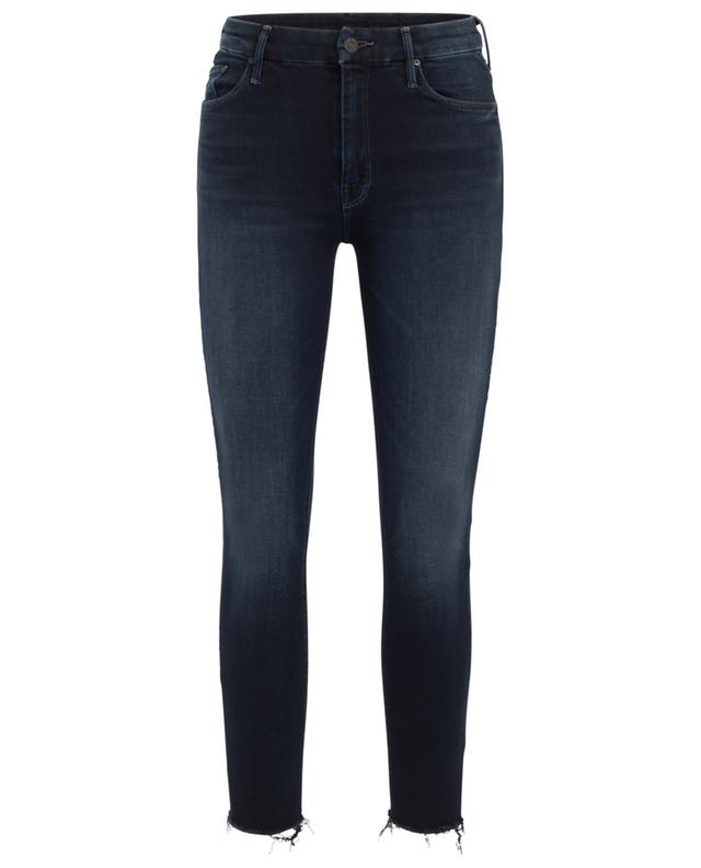 High Waisted Looker Ankle Fray skinny jeans MOTHER