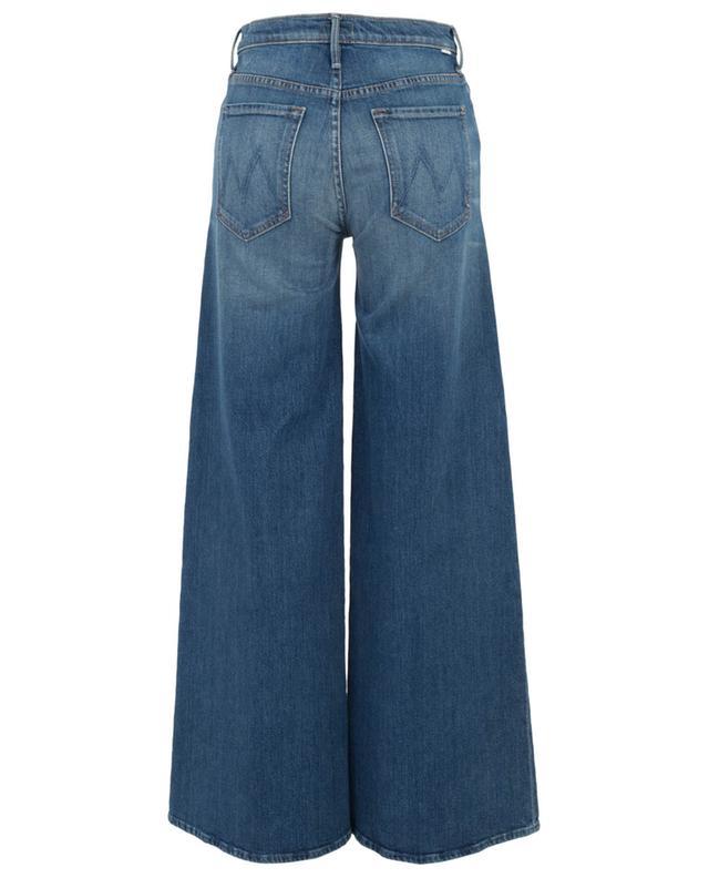 The Super Flare Saint Weekender wide-leg jeans MOTHER