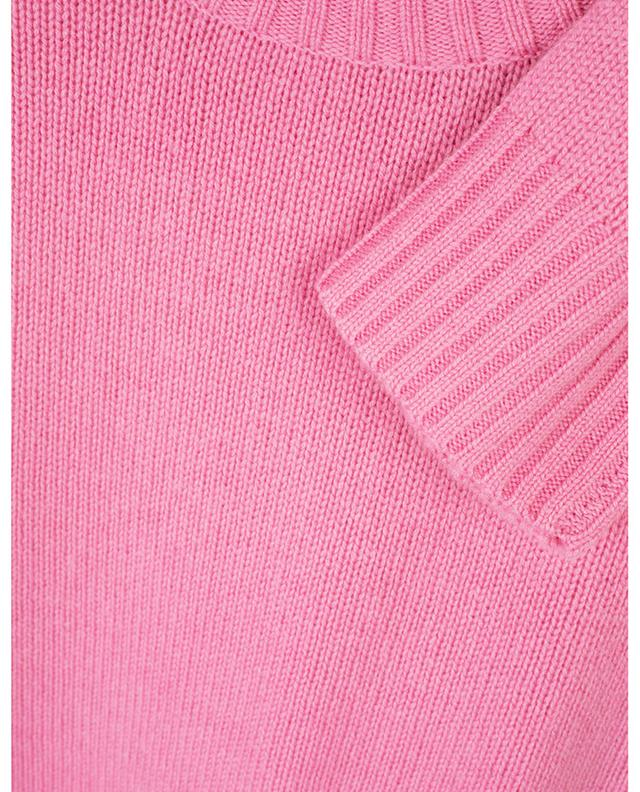 Pull col rond en cachemire FTC CASHMERE