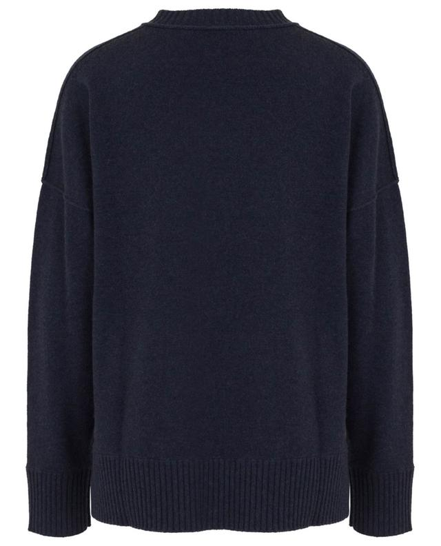 Cashmere blend round neck jumper FTC CASHMERE