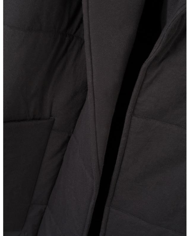 Robe de chambre molletonnée SKIN