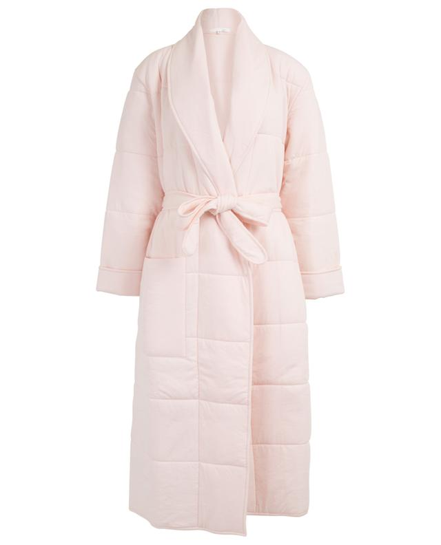 Quilted robe SKIN
