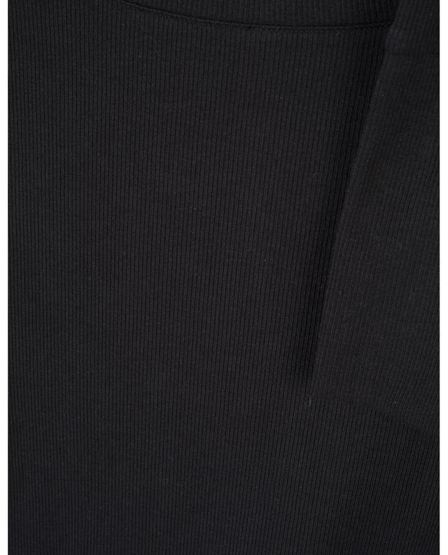 T-shirt côtelé à manches raglan longues Noomi SKIN