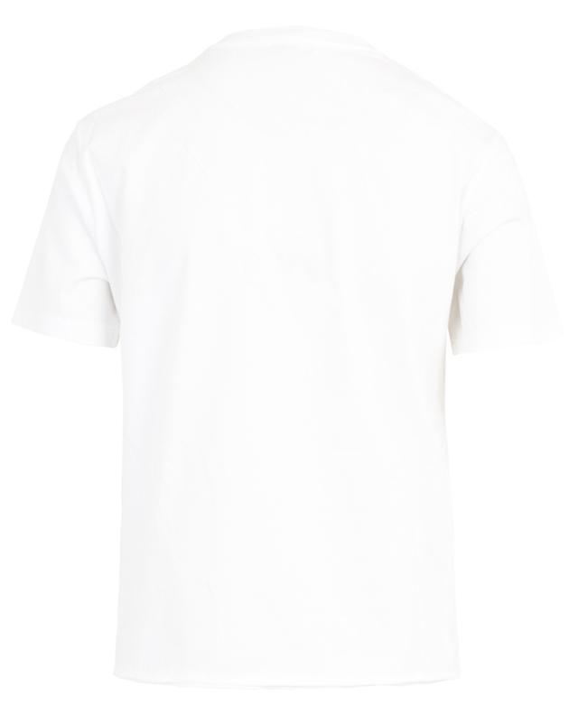 Saint Laurent Poster jersey T-shirt SAINT LAURENT PARIS