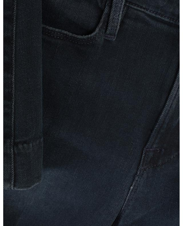 Bootcut-Jeans mit hohem Taillenbund Le High Flare FRAME