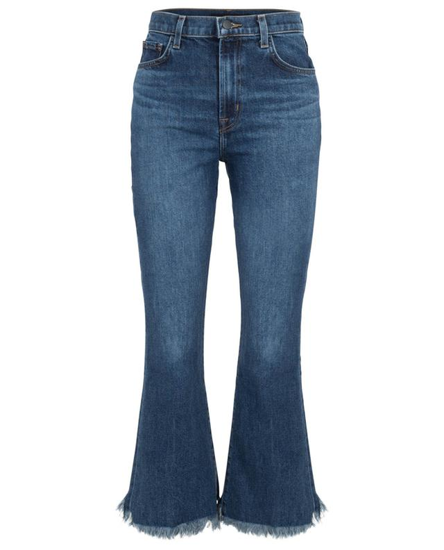 Julia high-rise straight jeans J BRAND