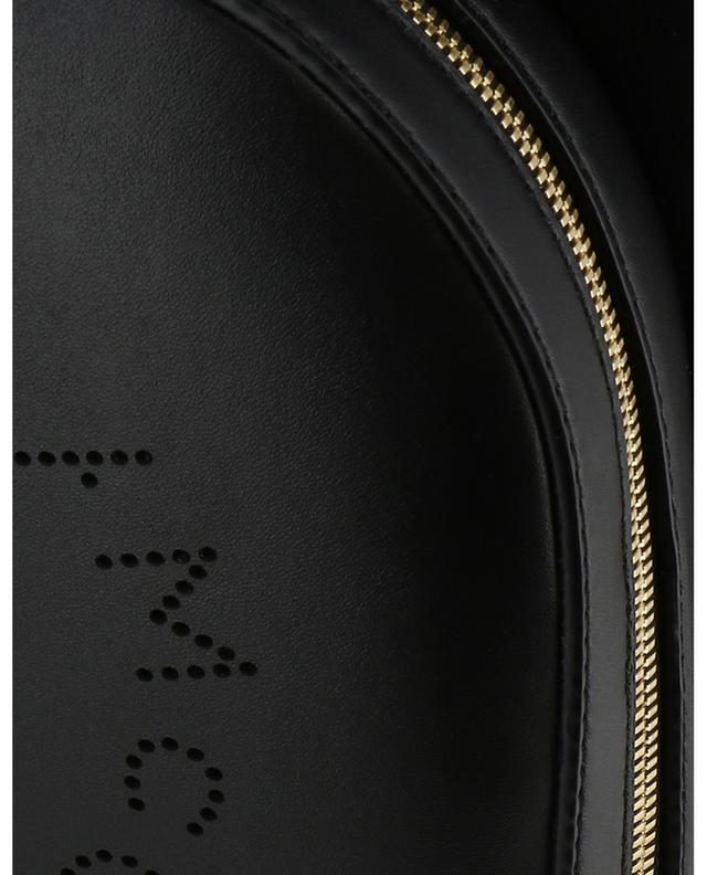 Stella Logo faux leather backpack STELLA MCCARTNEY