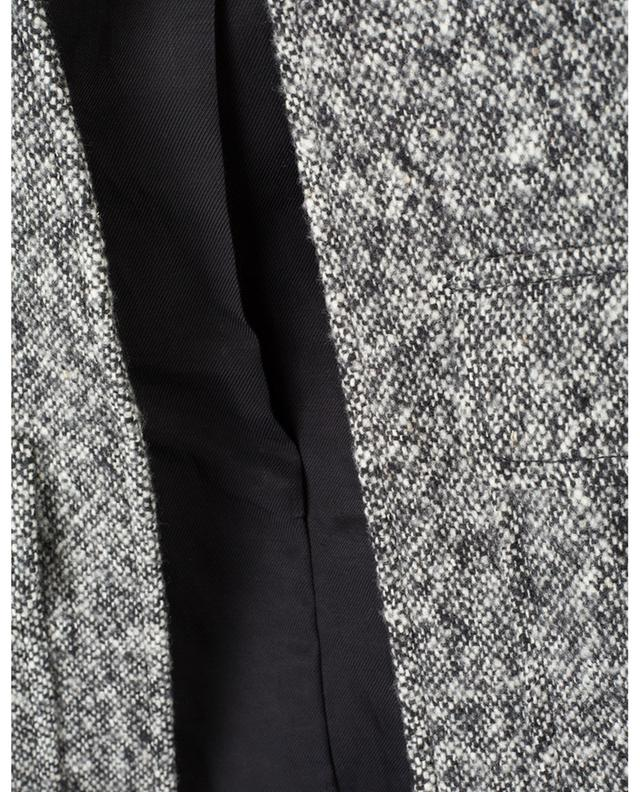 Manteau oversize ouvert en tweed Salt & Pepper STELLA MCCARTNEY