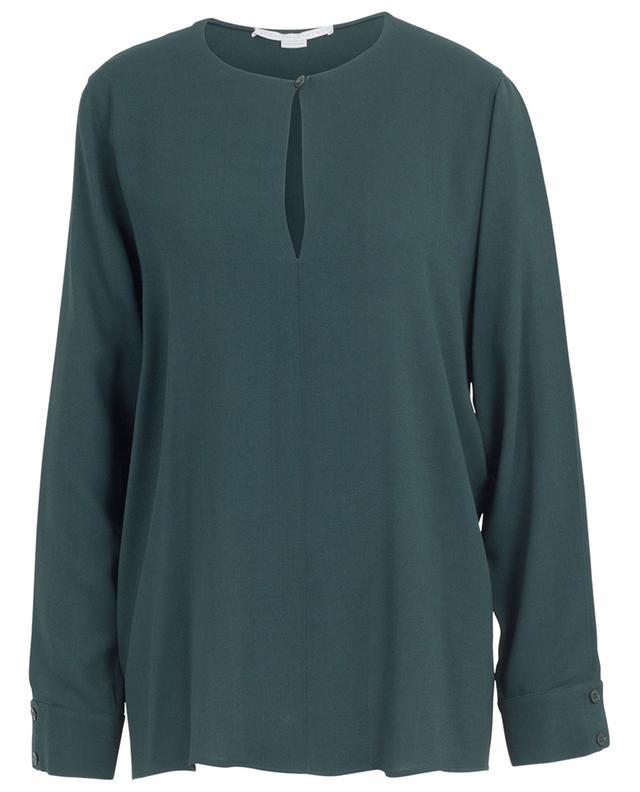 Viscose blouse with slit sleeves STELLA MCCARTNEY