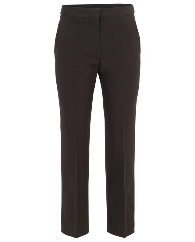 Pantalon large raccourci en laine Carlie STELLA MCCARTNEY