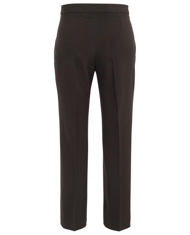 Carlie cropped wide-leg trousers in wool STELLA MCCARTNEY