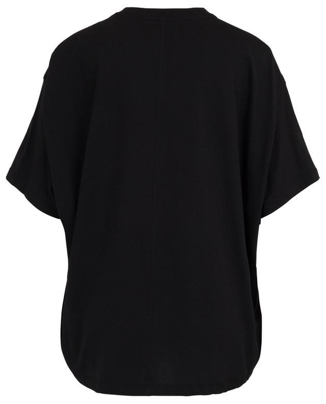 T-shirt décontracté brodé Handdrawn Flower Undercover VALENTINO