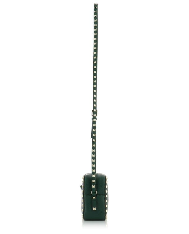 Rockstud Camera grained leather cross body bag VALENTINO