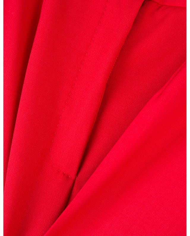 Virgin wool tailored trousers DOLCE & GABBANA