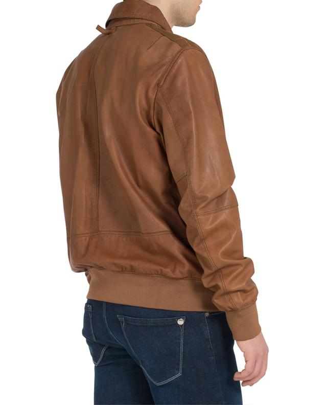 parajumpers leather