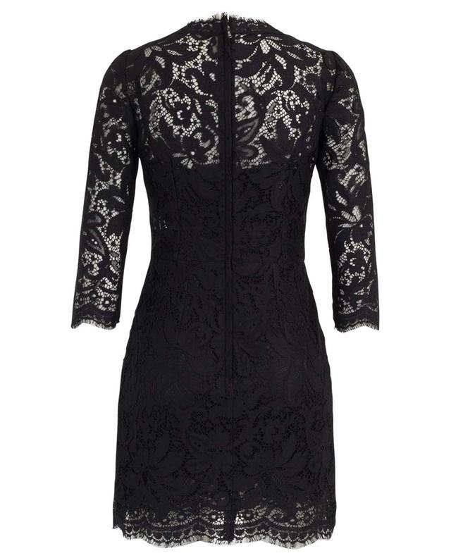 Lace short dress DOLCE & GABBANA