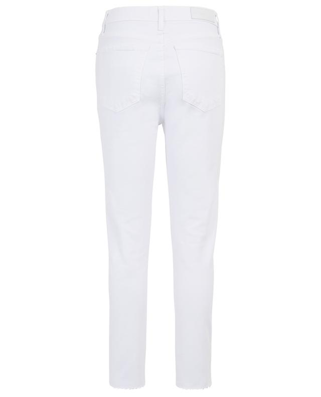 Verkürzte Slim-Fit Jeans RE/DONE
