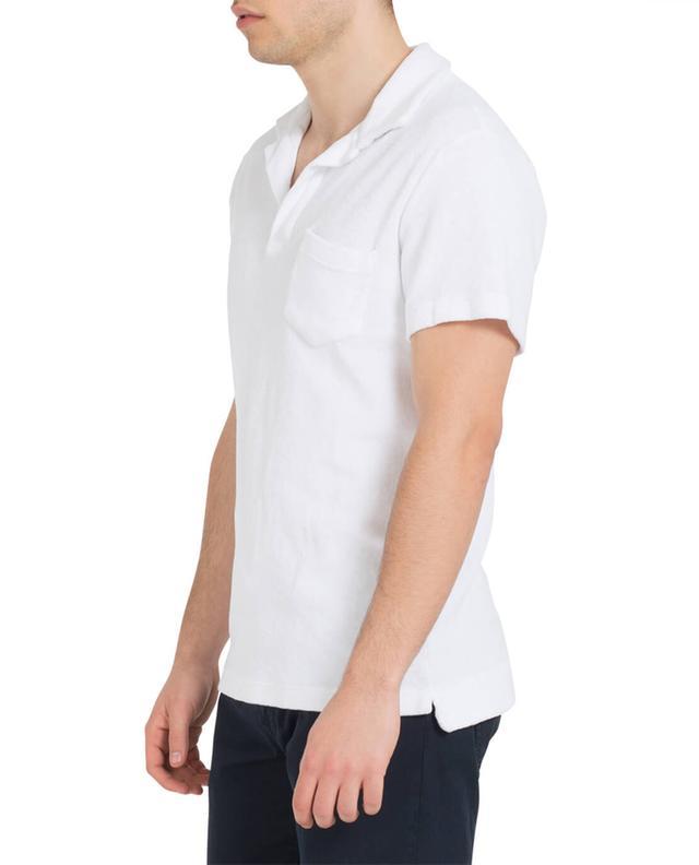 Polohemd aus Baumwolle ORLEBAR BROWN