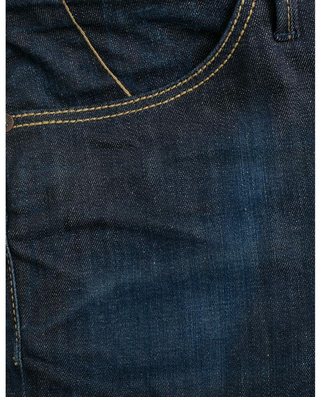 Swing indigo dyed super slim fit jeans PT05