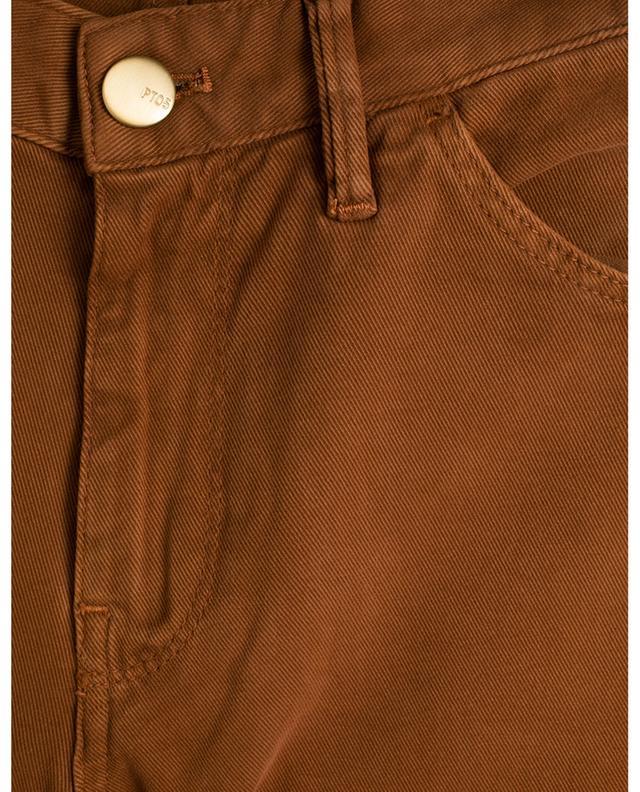 Pantalon en coton mélangé superslim Swing PT05