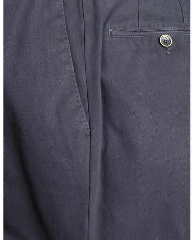 Slim-Fit Chinohose aus Baumwollmix PT01