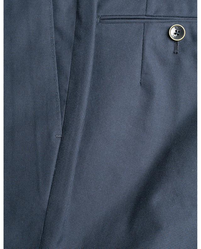 Virgin wool blend chino trousers PT01